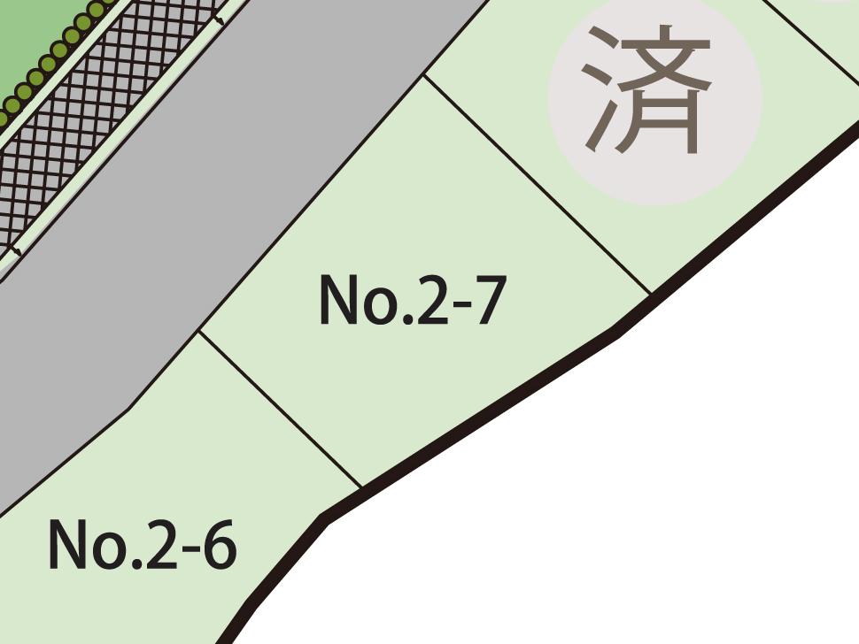 さがみ野の丘 土地 2-7 区画